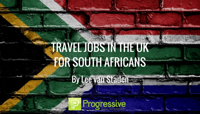 travel jobs in the UK for South Africans