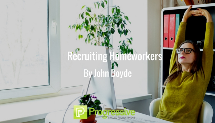 Employing homeworkers
