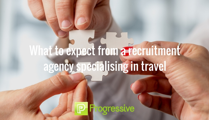 Recruitment agency specialising in travel