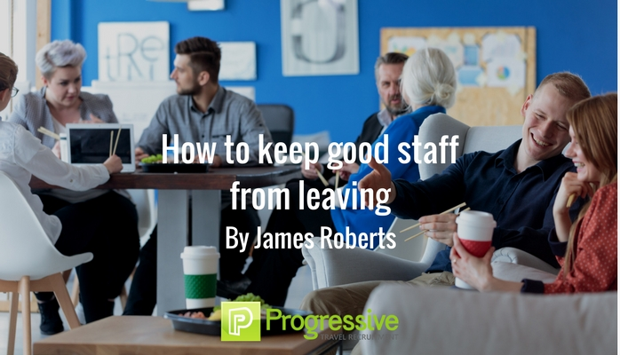 keep good staff