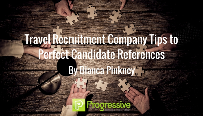 Travel recruitment company