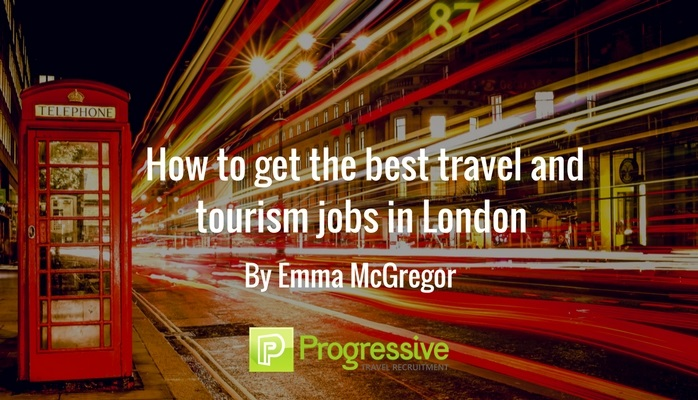 how to get into travel and tourism
