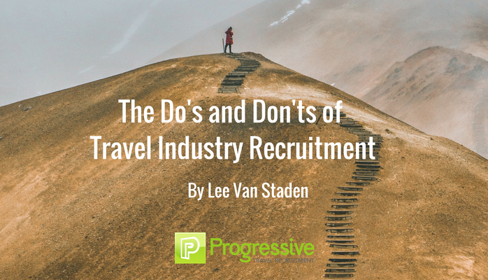 travel industry recruitment