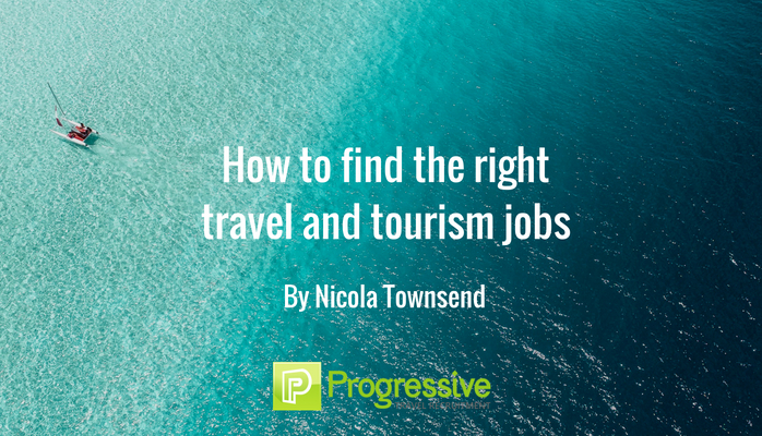 travel and tourism jobs
