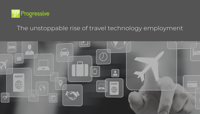 travel industry recruitment agency london manchester scotland blog the unstoppable rise of travel technology employment