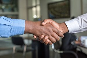 hand shake progressive travel recruitment